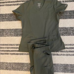 Barco Uniform Scrub Set
